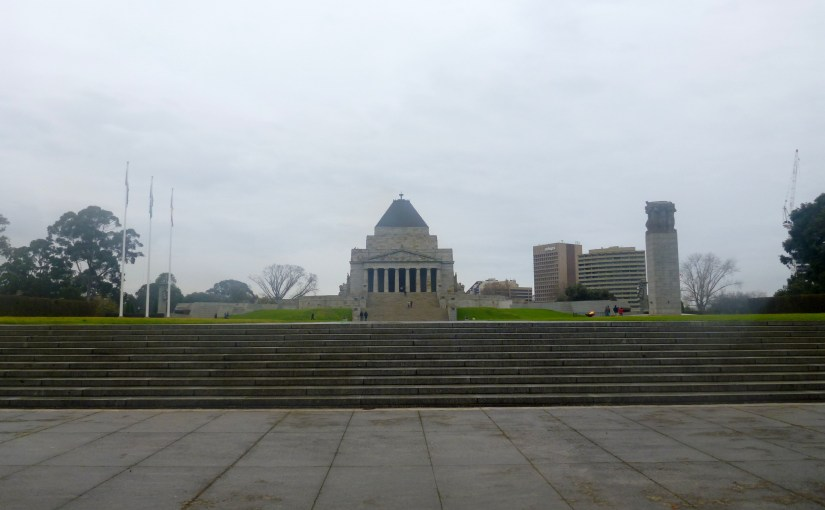 5 Captivating Facts about Shrine of Remembrance – Melbourne Walking Tour – Part 8