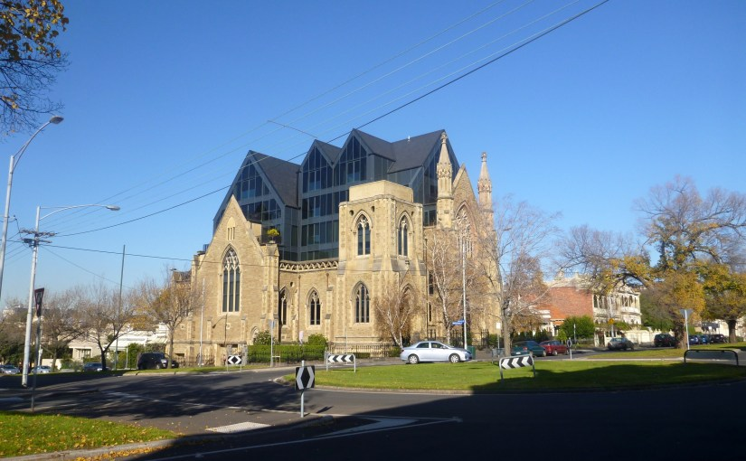 Structure : Cairns Memorial Presbyterian Church