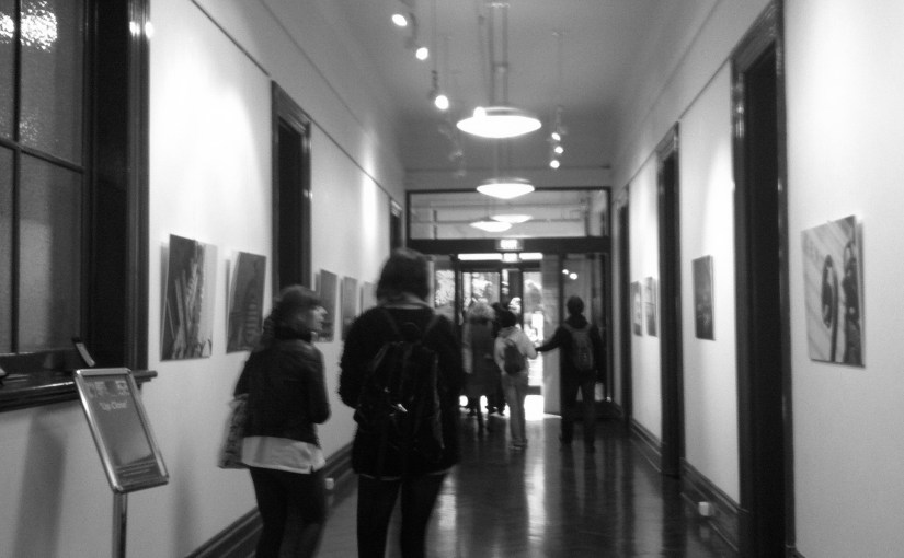 Chromatic Outlook – Queen Victoria Women's Centre – Exhibition Space