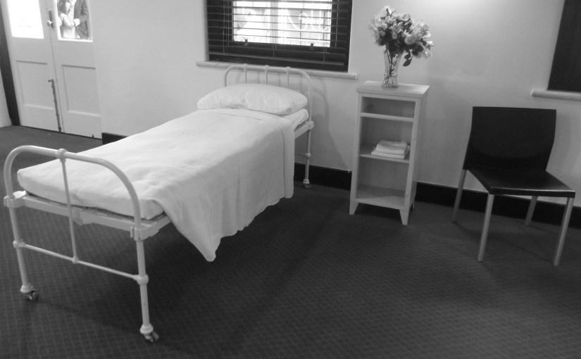 Chromatic Outlook : Queen Victoria Women's Centre – Original Hospital Ward