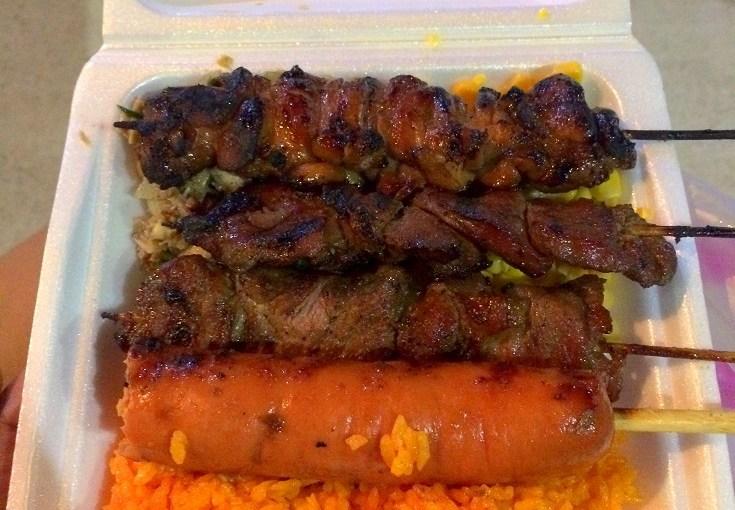 Edible : Hagåtña, Guam – Fiesta Plate