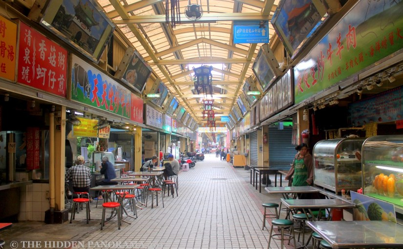 Discovery : Huaxi Street Night Market (Snake Alley) – Taiwan's First Tourist Night Market