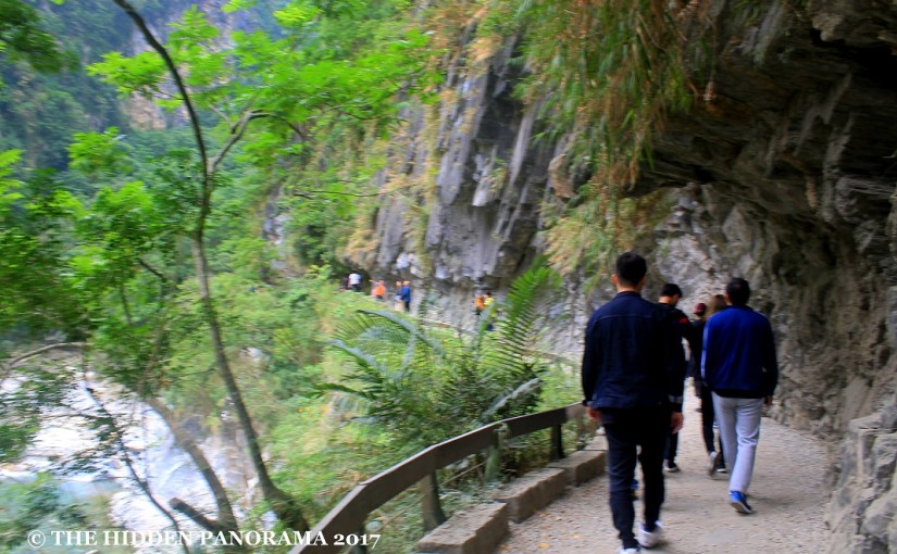 Name Of The Place : Shakadang Trail
