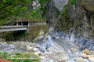 Taroko National Park (Part 1) : From East Gate to Shakadang Trail to Swallow Grotto