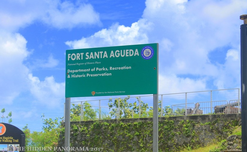 Name Of The Place : Fort Santa Agueda