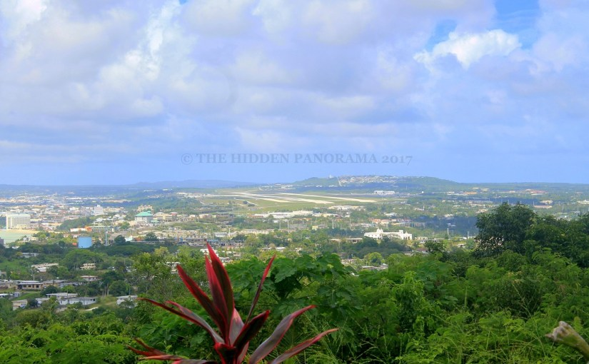 View At My Window : Tamuning, Antonio B. Won Pat International Airport, and Barrigada
