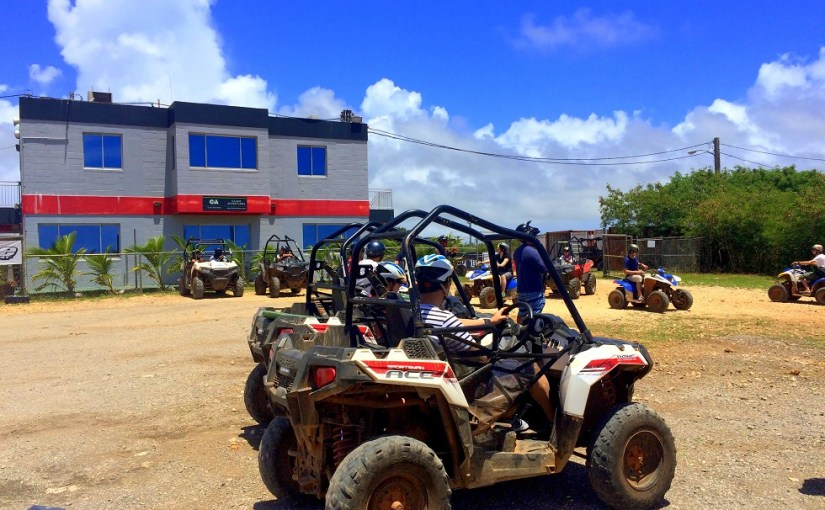 Transportation : Yigo, Guam – Buggy ATV (All Terrain Vehicle)