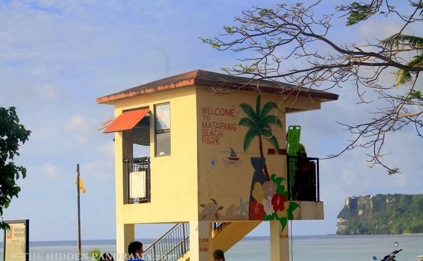Name Of The Place : Matapang Beach Park