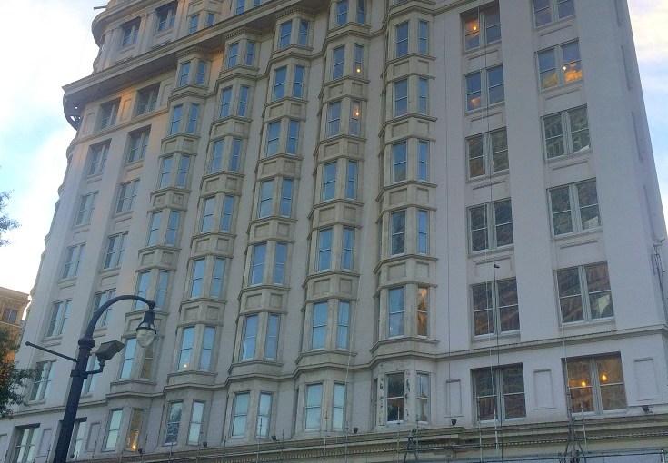 Random Angle : Flatiron Building (Atlanta)