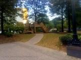 Strolling at Downtown Atlanta (Peachtree Street Northwest – Atlanta Walk Part 5)
