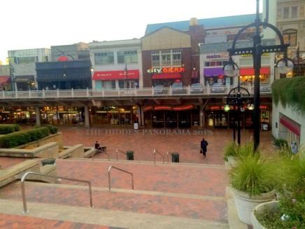Strolling at Underground Atlanta (The City Beneath the City – Atlanta Walk Part 6)
