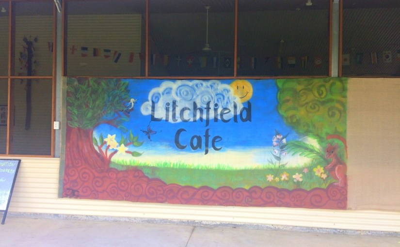 Restaurant : Litchfield Cafe