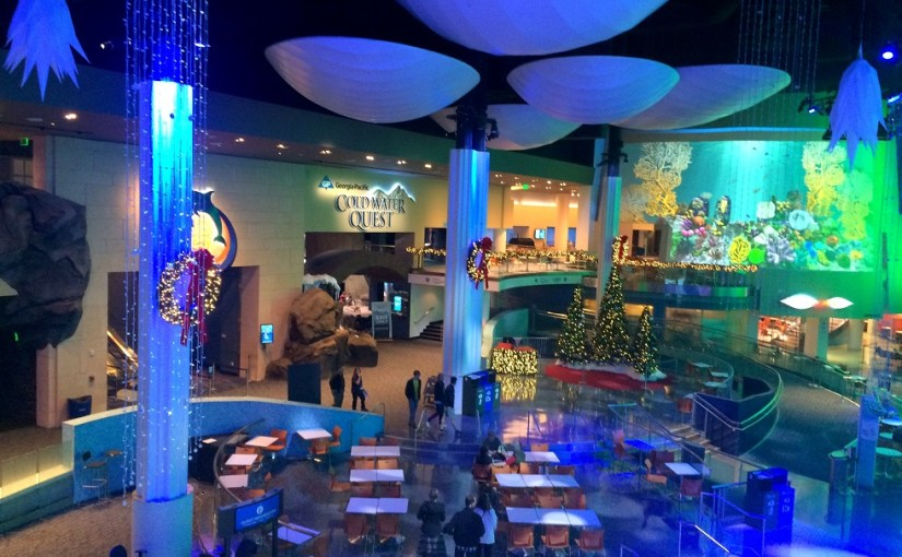 Restaurant : Cafe Aquaria