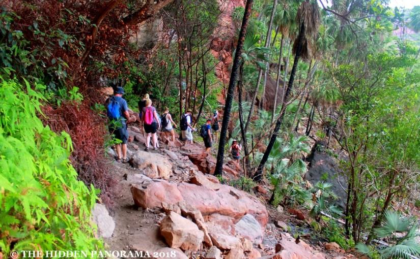 Still Expression : Judbarra, NT – Trekking