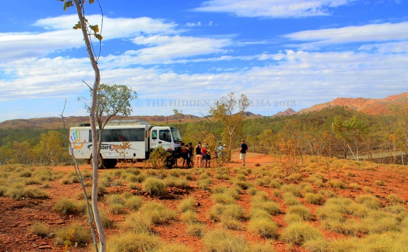 Transportation : Purnululu, WA – Overland Truck