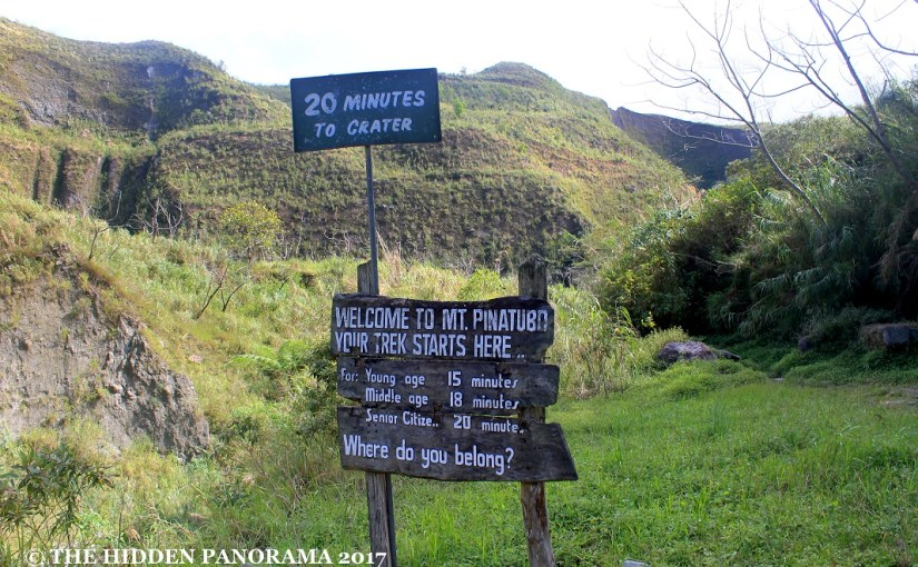 Tips in Trekking Mount Pinatubo