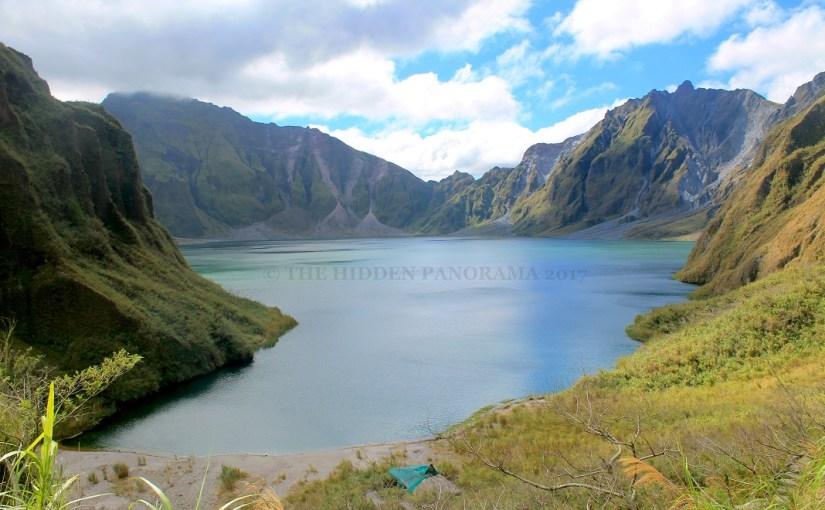 Trekking Mount Pinatubo – A Tragic Creation of Natural Attractions