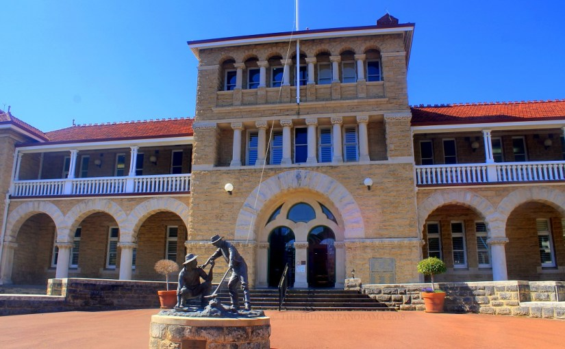 Structure : The Perth Mint