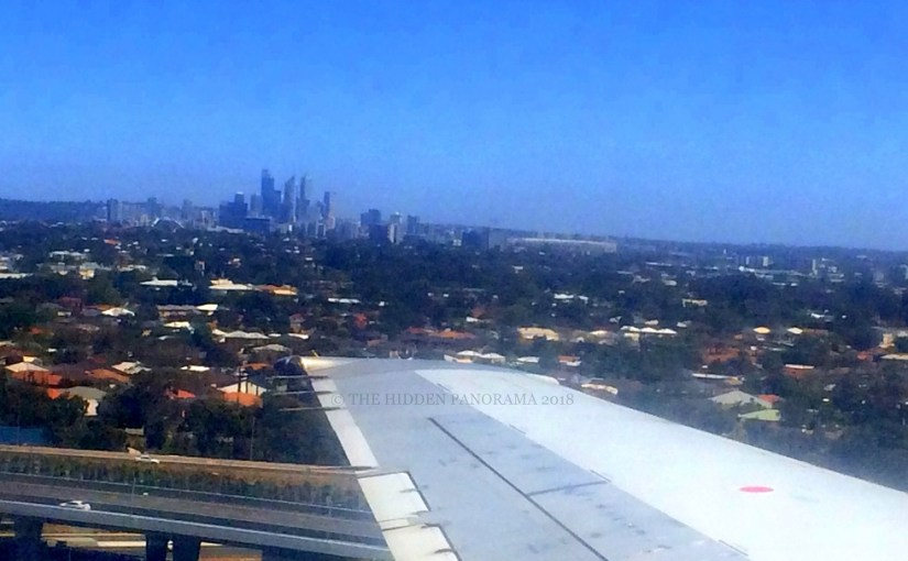 Travel Diary 101 : Going to Perth