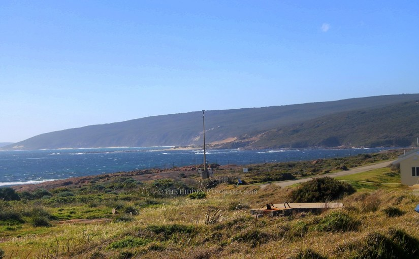 Discovery : Cape Leeuwin Weather Station