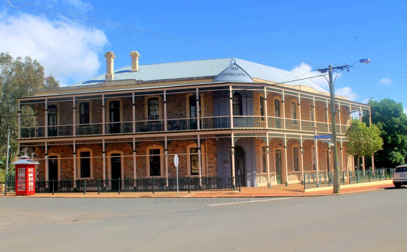 Theme : Heritage Building – Imperial Hotel (York, WA)