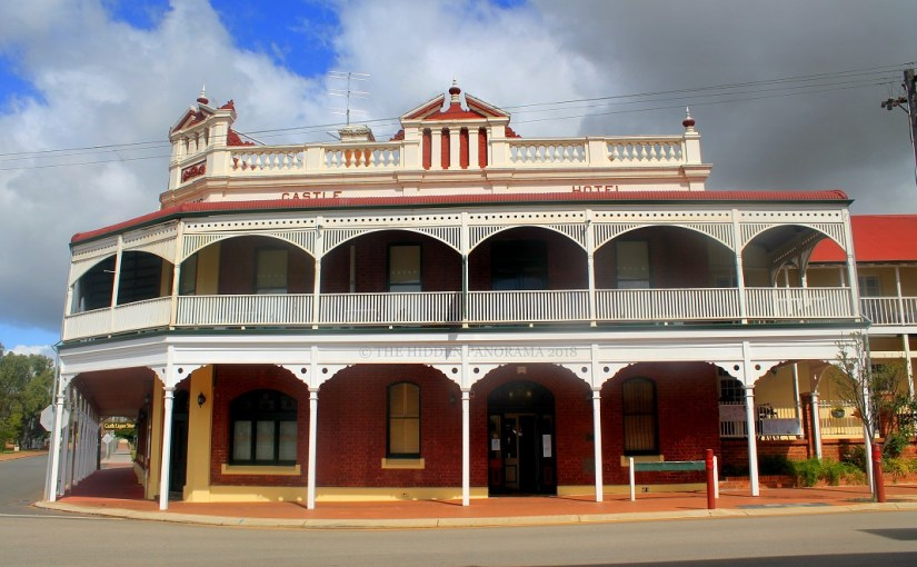 Discovery – Castle Hotel (York, WA)