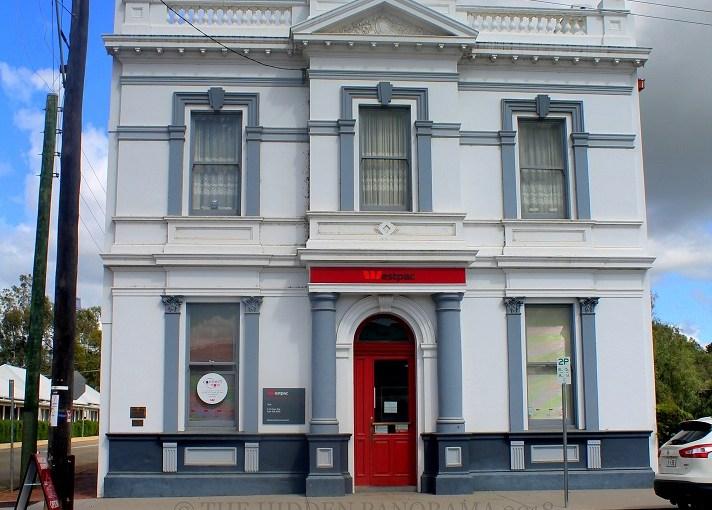 Theme : Heritage Building – Western Australian Bank
