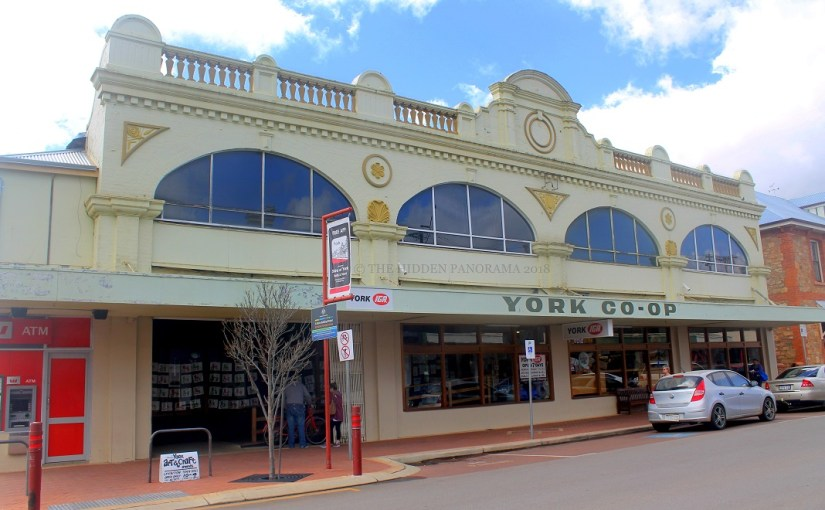 Theme : Heritage Building – York & Districts Co-Op