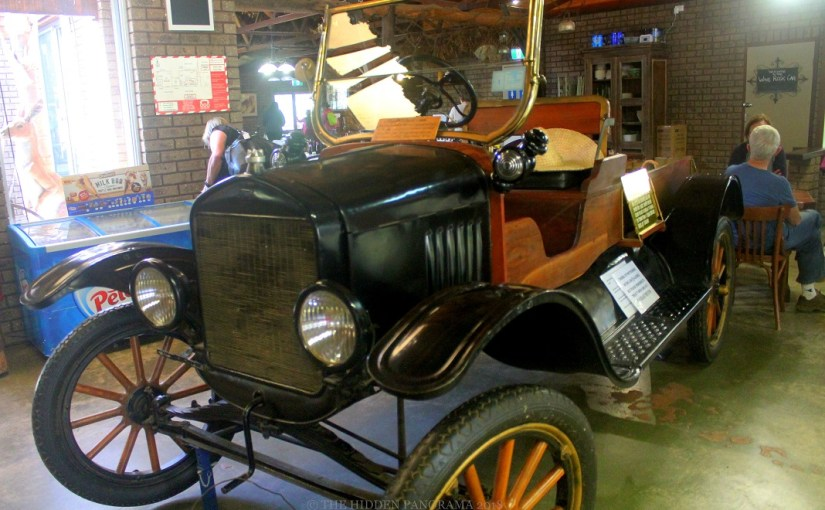 Theme : Classic Car – Model T Ford (1919)