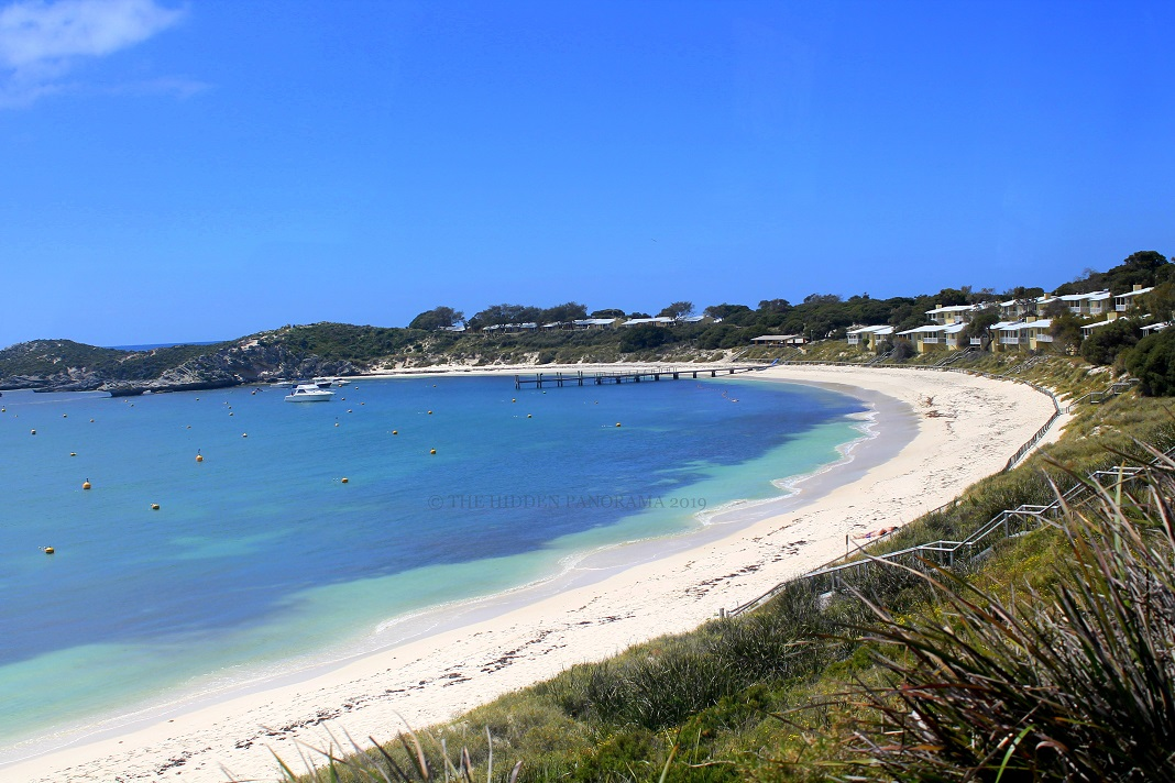 Top Destinations and Attractions - Rottnest Island Traveler's Panorama Guide