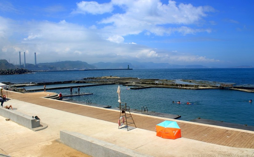 Discovery : Heping Island Park – Blue Ocean Pool