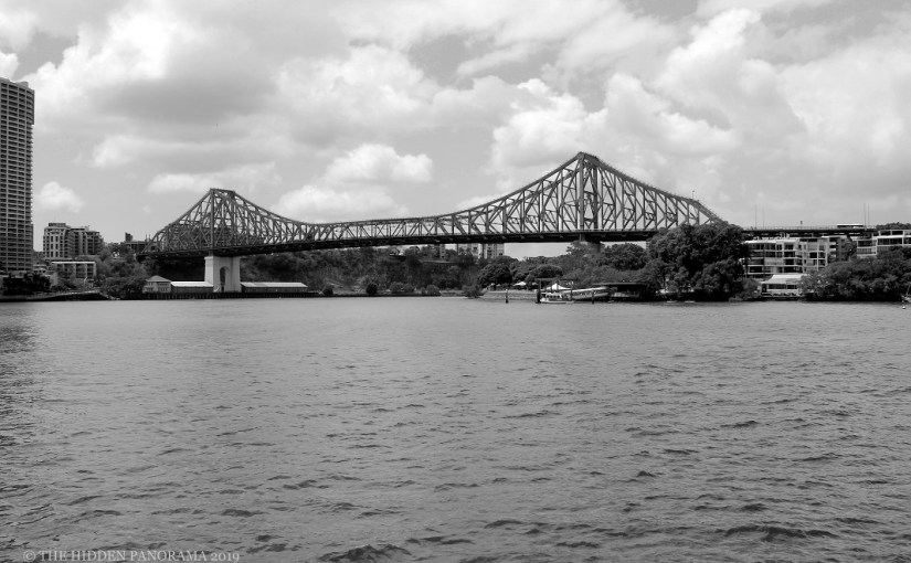 Chromatic Outlook : Story Bridge