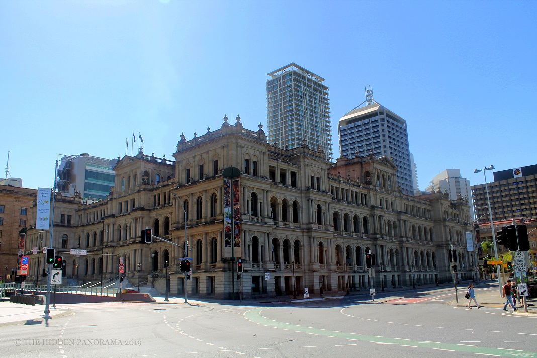 Structure : Treasury Building (Treasury Casino )