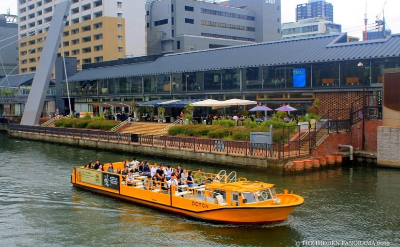 Transportation : Tombori River Cruise Boat