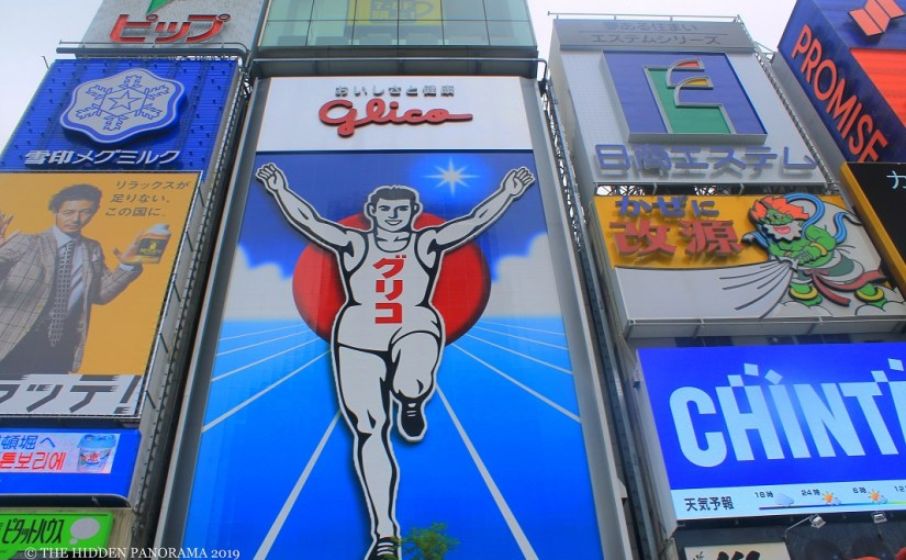 Discovery : The Glico Sign – One of the Most Popular Osaka's Landmark
