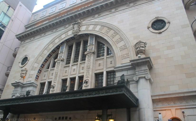 Structure : Osaka Shochikuza Theatre