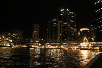 Walking Around Sydney