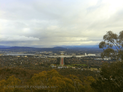 It's not Sydney, It's not Melbourne, It's Canberra !!!
