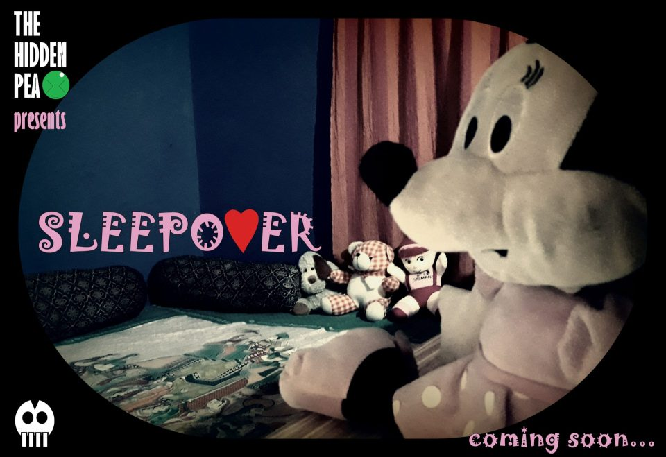 Sleepover cover
