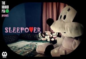 Sleepover short film poster