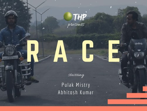 race short video cover pic