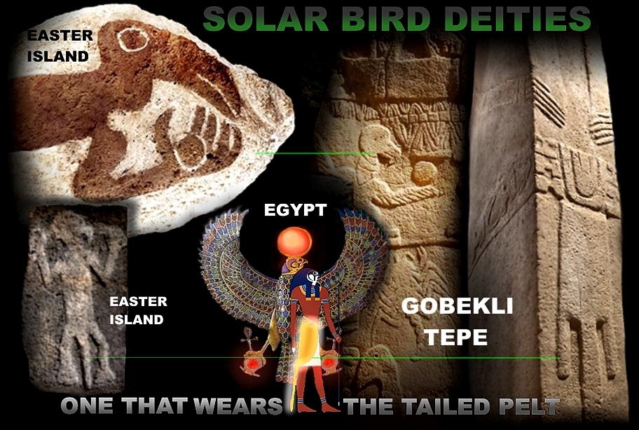 Easter Island star map - thehiddenrecords.com