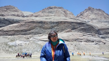 During Kailash Kora