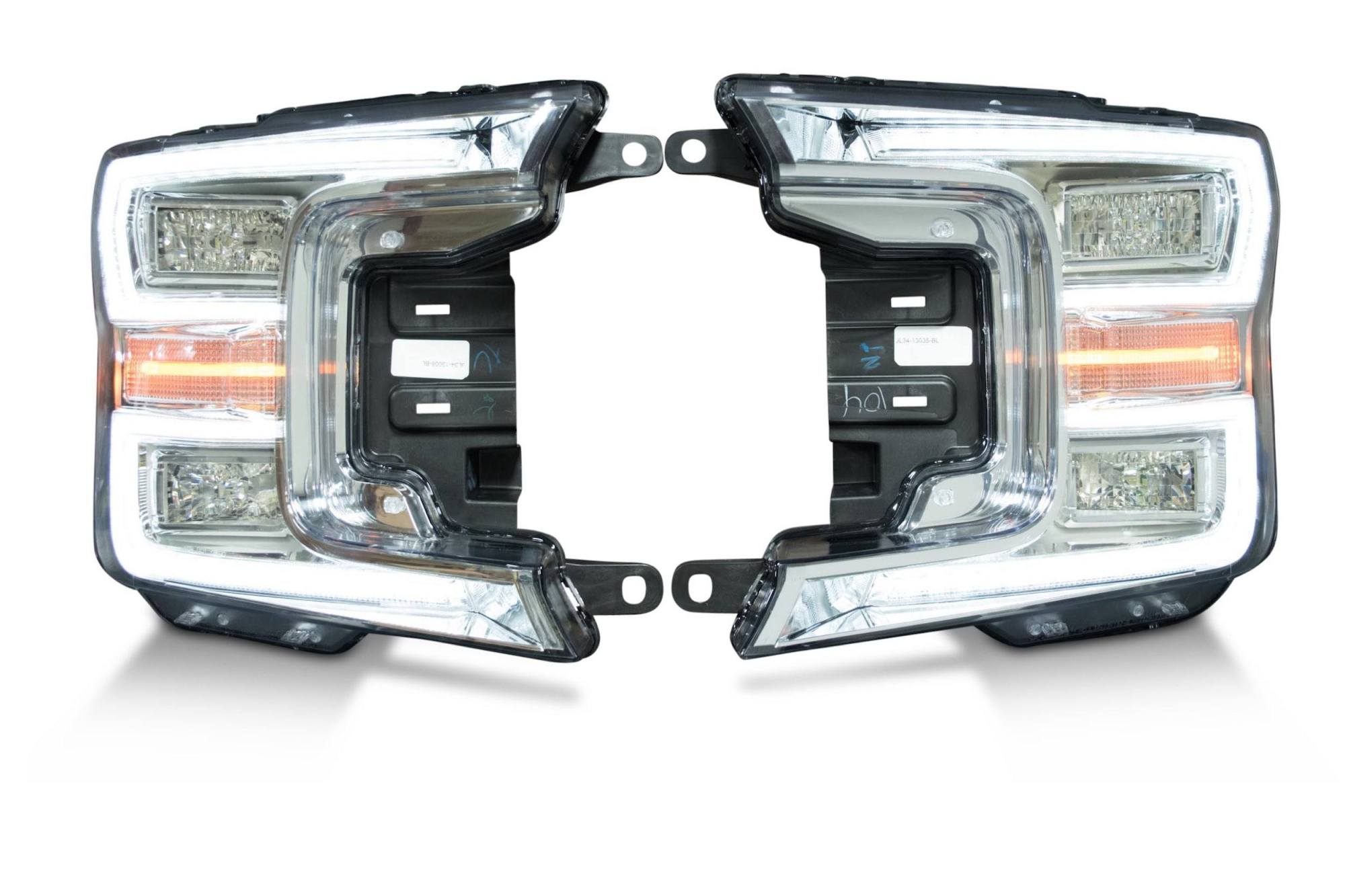 hight resolution of 2018 ford f150 oem led headlights high quality led headlights brought to you by