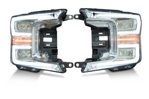 small resolution of 2018 ford f150 oem led headlights high quality led headlights brought to you by