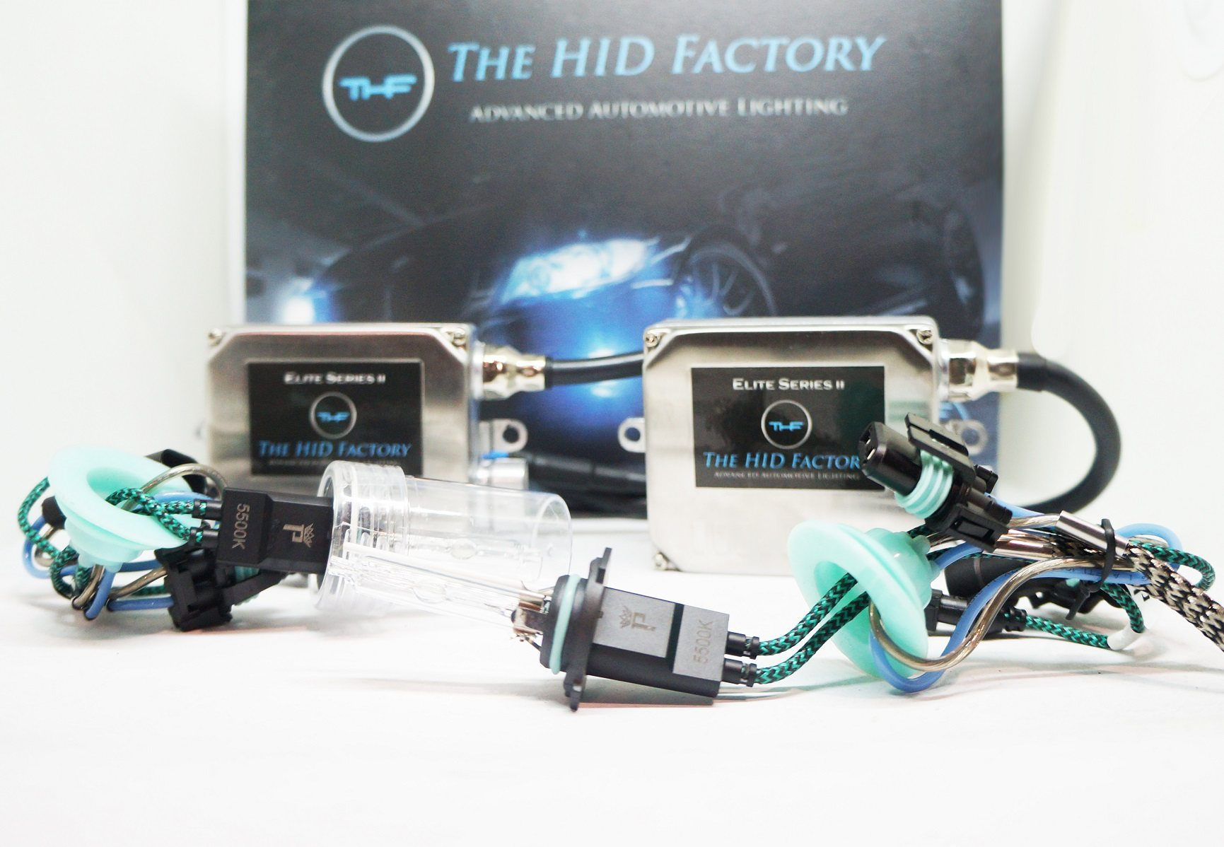 hight resolution of the hid factory profile elite kit goes perfect with our best selling cree led headlights