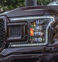 pair 2018 ford f150 xb led headlights [ 2000 x 1333 Pixel ]