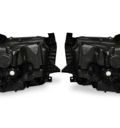 pair 2018 toyota tundra oem led headlights [ 2500 x 1667 Pixel ]