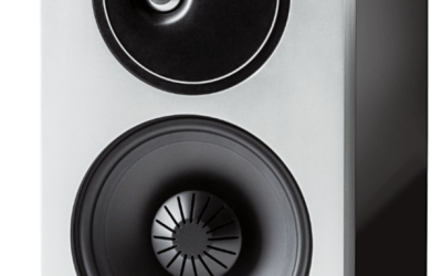 Demand Series D11 Large High-Performance Bookshelf Speaker