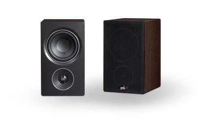 Alpha P3 Compact Bookshelf Speakers